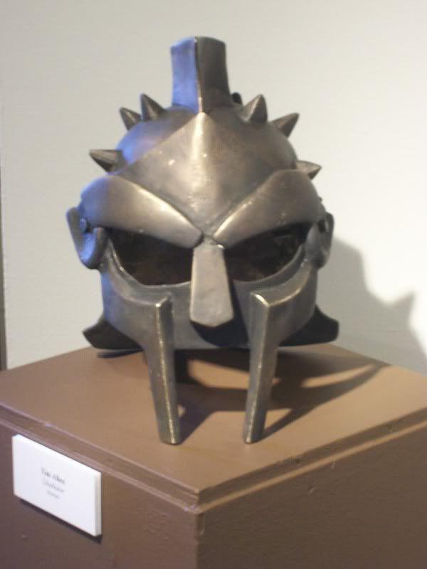 gladiator helmet movie - Google Search