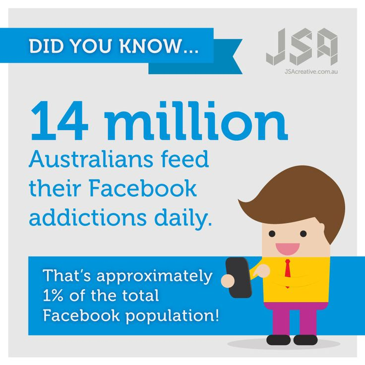 How often do you check your Facebook feed? Once a day? Twice a day? Three, four, five times an hour?