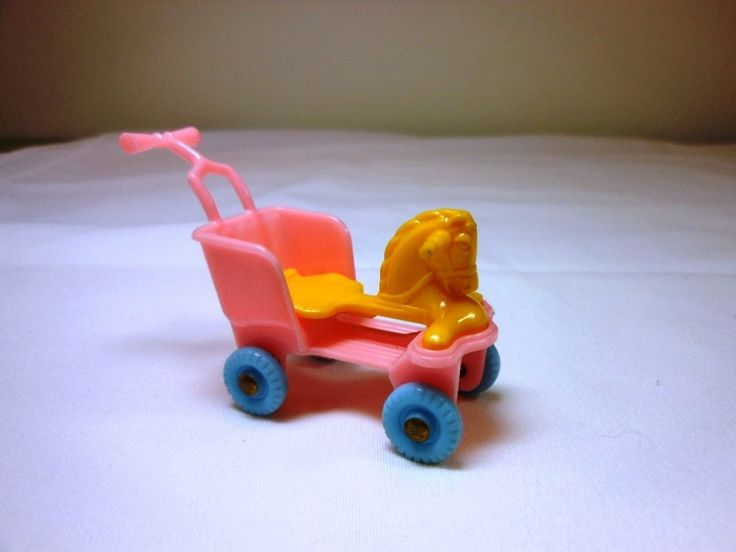 Vintage ACME Horsehead Stroller # I-156 - Dollhouse Nursery Baby's Room 1:16 | eBay