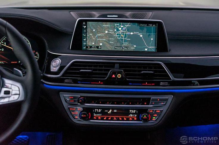 Bmw Dealership Denver >> BMW in Colorado | 7 series | interior | details | dash ...