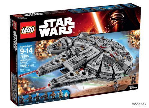 "LEGO. Star Wars. ""Тысячелетний сокол"" (75105)"