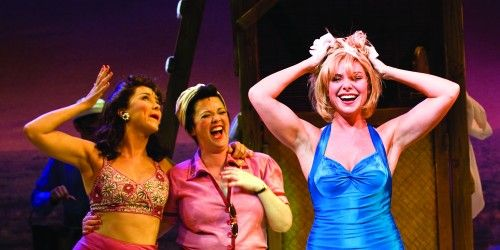 South Pacific Sam Womack