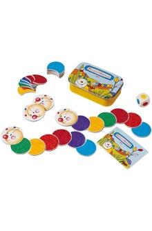 HABA - Erfinder für Kinder - Bruco arcobaleno - Giochi in lattina - Giochi - GIOCATTOLI & MOBILI