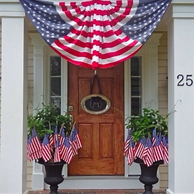 209 best images about memorial day 4th of july ideas on for Grave decorations ideas