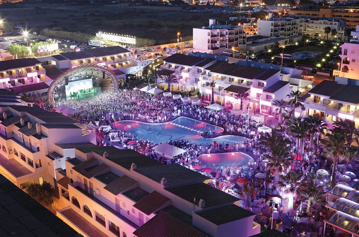 The 9 Best Clubs in Ibiza (with who is playing) Updated 2016