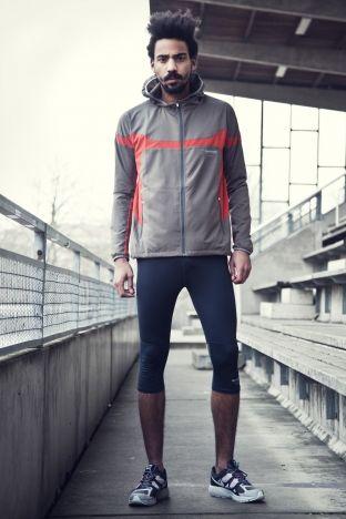 画像 : 参考にしたいちょっとオシャレなランニング・ジョギングファッション(メンズ編) - NAVER まとめ