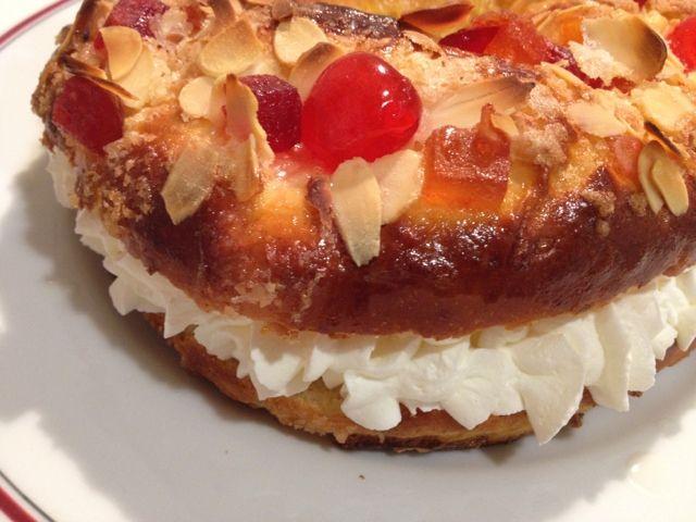 Sin gluten: Roscón de Reyes sin gluten