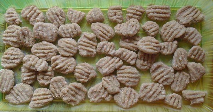 Gluténmentes vegán gnocchi (tejmentes, tojásmentes, gluténmentes, vegán, paleo)