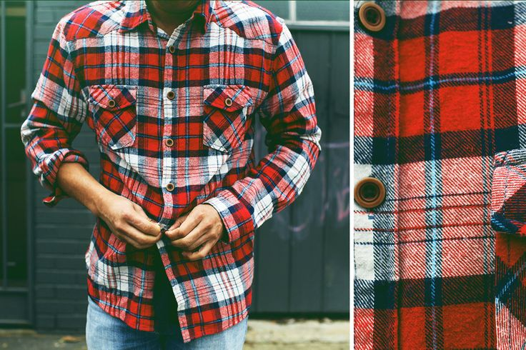 Stussy Lumberjack Shirt   Price: $12 + postage Size: Medium/Large Colour: Red/Blue/White checked  Love this? Send us a Facebook message.