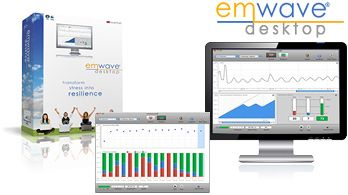 emWave- Manage Stress, Restore Energy and Build Resilience