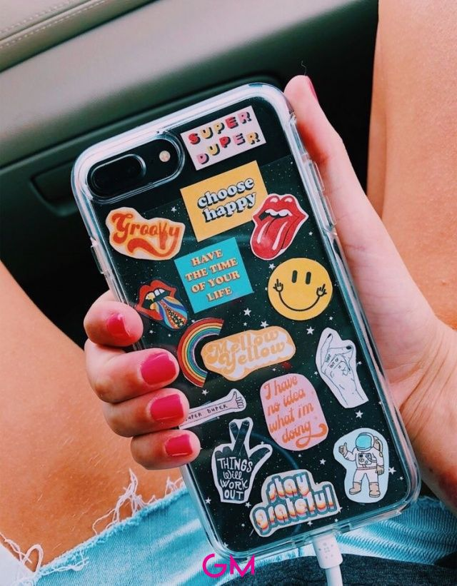 Making DIY Phone Case is so easy