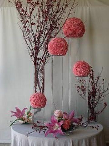 17 best images about ana s wedding on pinterest for Decoracion de pared para quinceanera