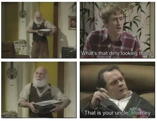Only Fools and Horses Reactions