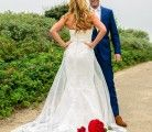 bruid portret bruiloft fotografie bruidegom bruidspaar