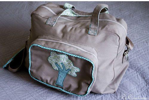 Le sac de survie - Cé Créations