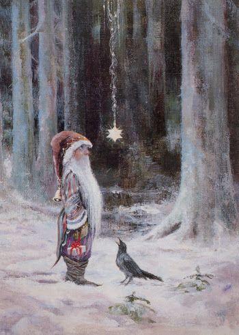wYw - Мир друзей / зимние картинки от детских иллюстраторов
