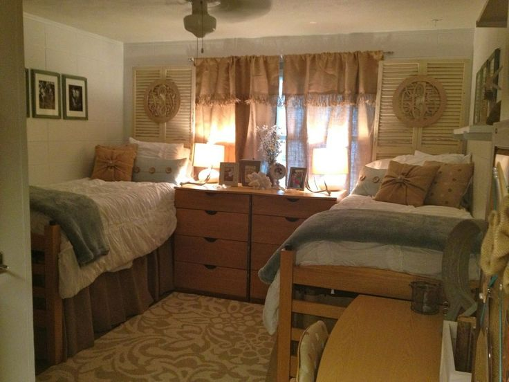 Decorating Ideas > 296 Best Images About College Dorm Rooms On Pinterest  ~ 054919_Romantic Dorm Room Ideas