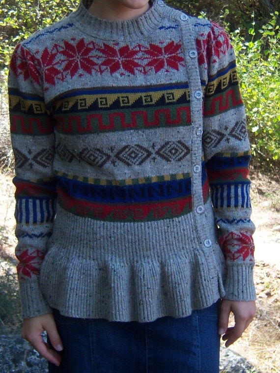 142 best Fair Isle and other knit styles images on Pinterest ...