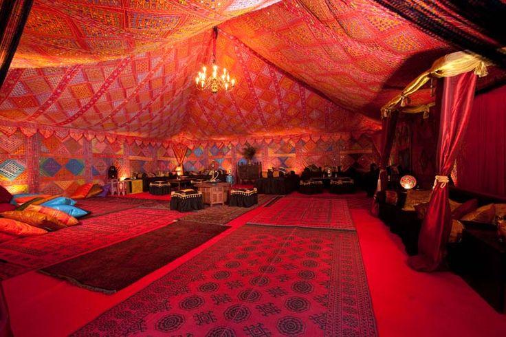 Arabian tent arabian bedouin tents pinterest the o for Arabian tent decoration