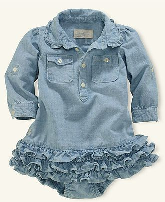 I wish I had this.                                    This is so adorable!!! I want one!! Mom pls buy this in size 3-6 month! Perfect for summer