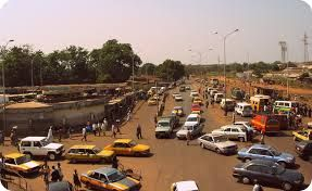 Conakry - capital of Guinea