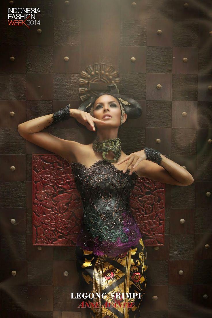 ~ Living a Beautiful Life ~ Model Kebaya ANne Avantie