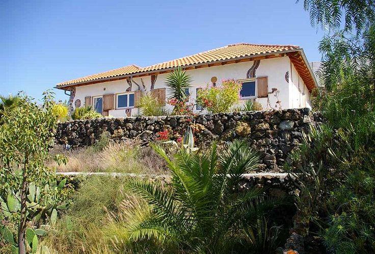 Casa del Arte- ein Ferienhaus auf La Palma mit hervorragendem Ambiente - in Todoque gelegen