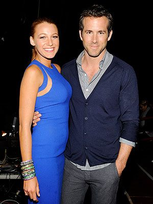 Blake Lively is one of my FAVES and is so presh with cutie pie Ryan Reynolds.