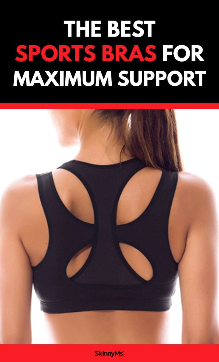 459d70353 The Best Sports Bras for Maximum Support