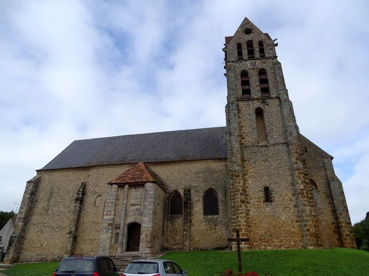 Eglise Saint Denis, Briis sous Forges