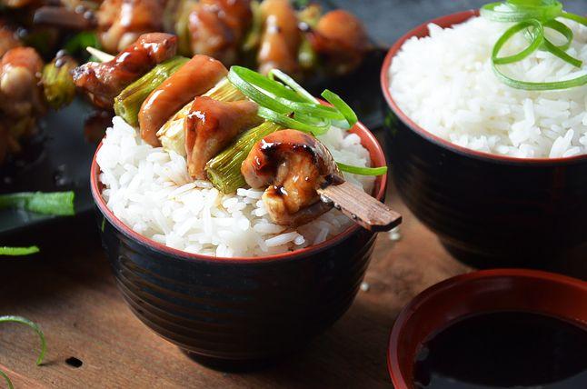 Kublanka vaří doma - Negima Yakitori