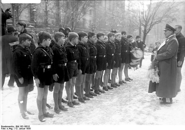UNCENSORED HISTORY: Dark Chapters Of History: Images Of War, History , WW2: Sad Fate Of the Hitler Youth Boys In 1945