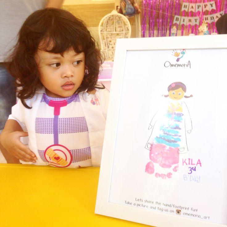 When a birthday girl adores Doc McStuffins, she'll get Doc McStuffins :)