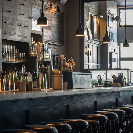 """""""Gastropub The Wren sings a song of rural Ireland in the heart of Manhattan's East Village... """""""