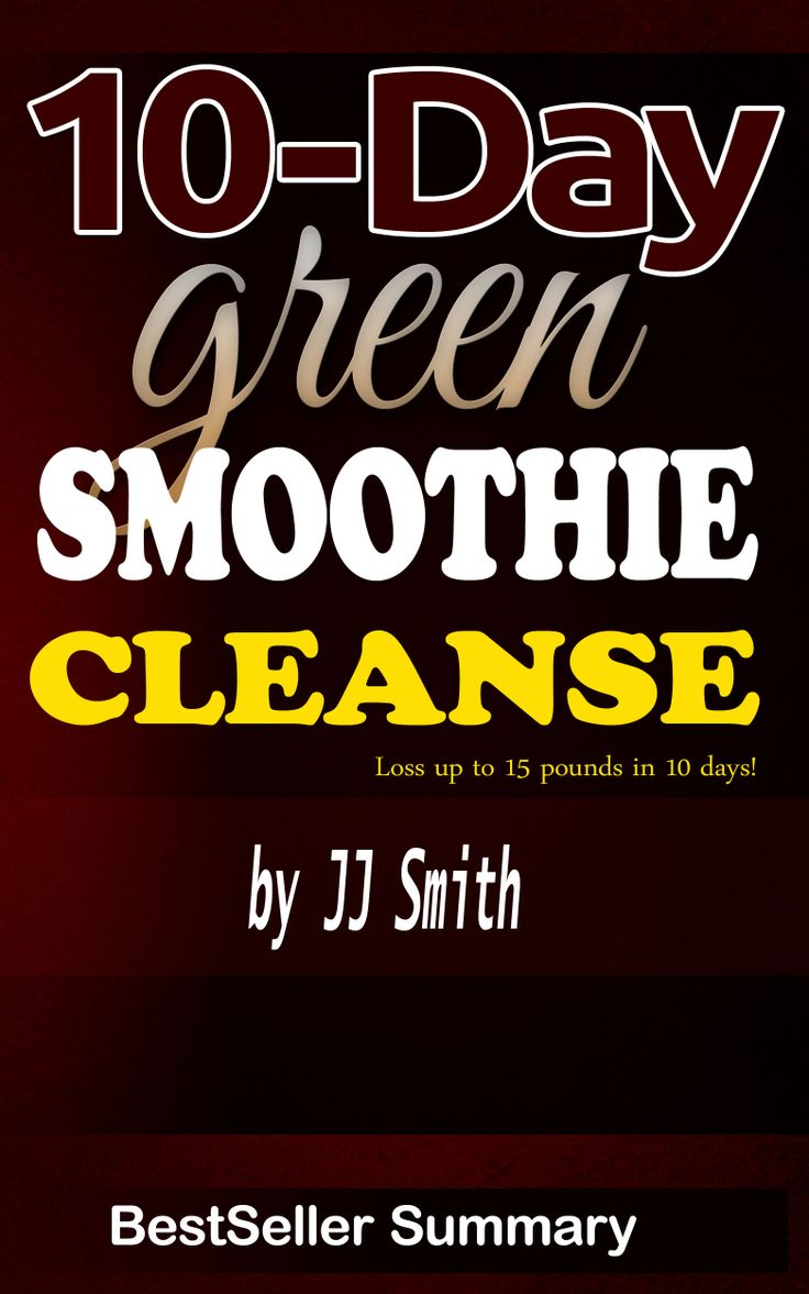 21 best images about JJ Smith 10 day Smoothie Cleanse on ...