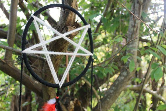 Pentagram Dream Catcher