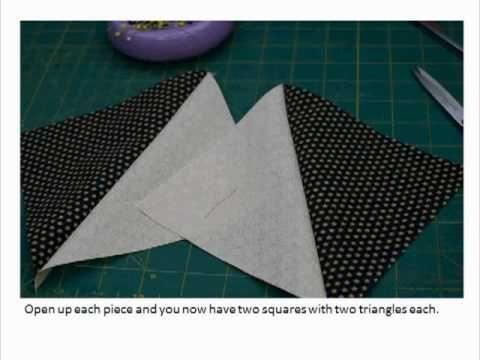 Card Trick Quilt Block Tutorial