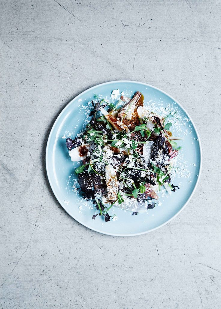 Recipes by Höst. Photo by Marie Louise Munkegaard.