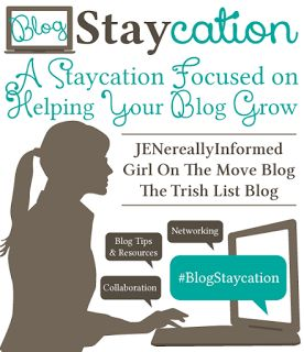 Fall 2015 Blog Staycation Announcement!