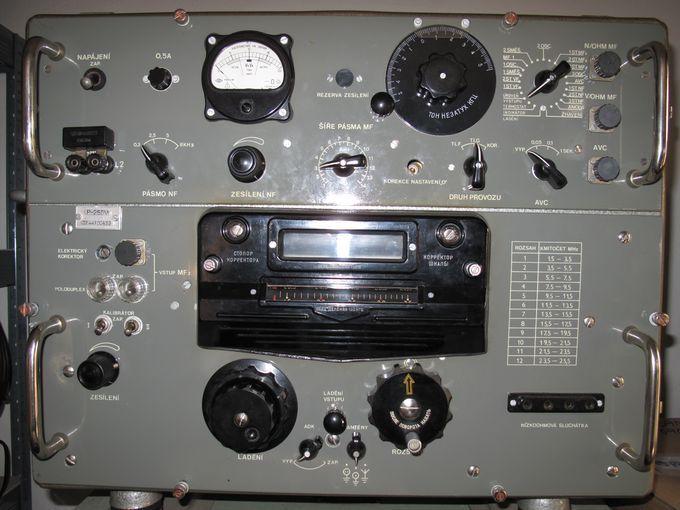 R 250m Vintage Electronics Ham Radio Hf Radio