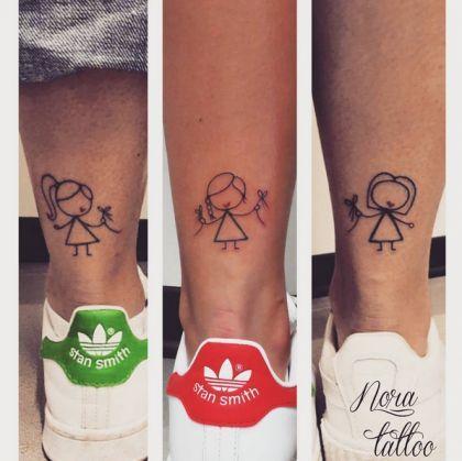 La amistad es lo más hermoso y estos 13 tatuajes para compartir con tu BFF les darán FUERZA para salir juntas adelante