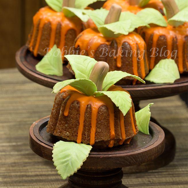Pumpkin bundt cake recipe uk