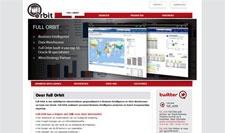 Website gebouwd voor Full Orbit uit Badhoevedorp. Ontwerp door Frouin Designs.