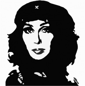Cher Guevara! I wish I thought of this...