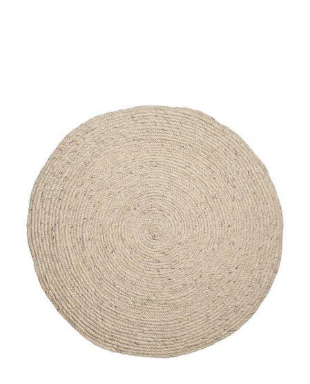 Teppich rund Ø 80 cm