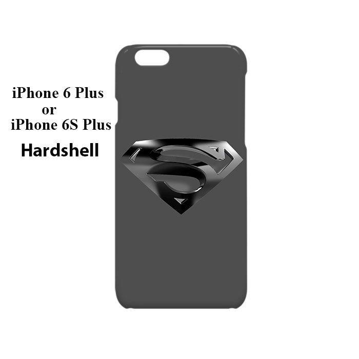 Superman Silver iPhone 6/6s Plus Case