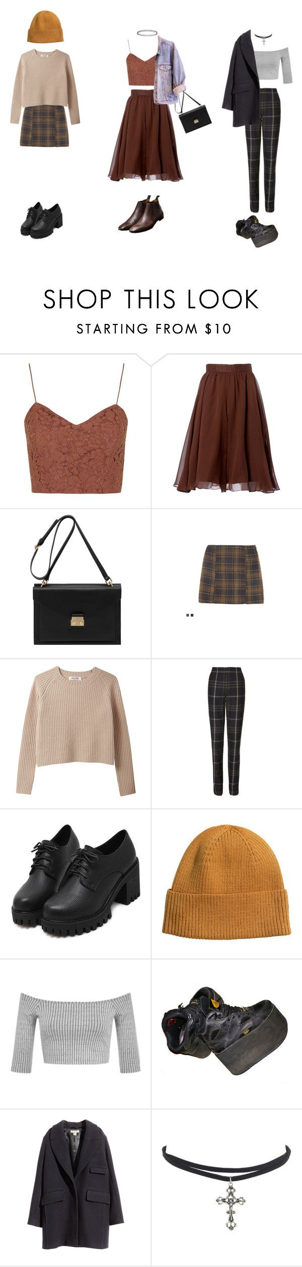 """Untitled #973"" by adolescentdazecraze ❤ liked on Polyvore featuring moda, Topshop, Carolina Herrera, Mulberry, Paul Smith, Thakoon Addition, H&M, Miss Selfridge, women's clothing e women"