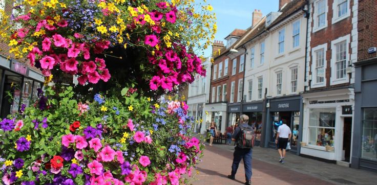 Visit Chichester - Chichester City Centre