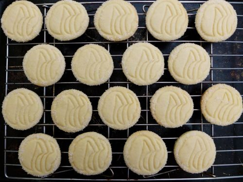 Homemade Shortbread or known as Trefoils to girl scouts Cookie Recipe. Learn to make Girl Scout cookies at home!