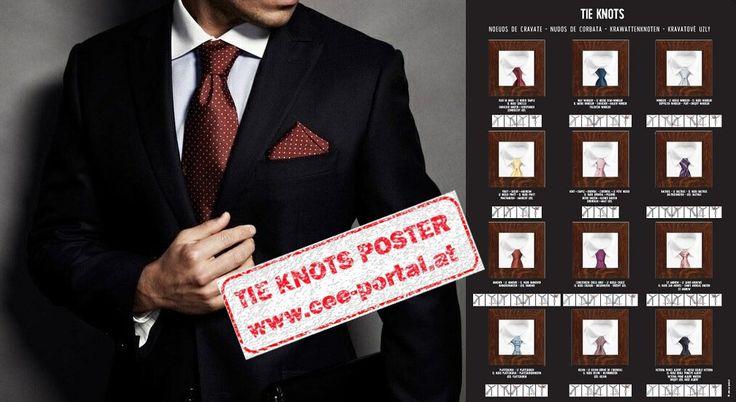 TIE KNOTS Poster   www.cee-portal.at